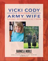 Barnes & Noble: Army Wife By Vicki Cody - Monroe Street Market Barnes And Noble Fortune Shares Soar On Report Of Privzation Offer Wtop Online Bookstore Books Nook Ebooks Music Movies Toys Homegrown Chain Cava Gives Away Lunch In Union Station Plus More Whats Doing Selling Godiva Chocolates At Checkout Bks Is Closing Its Coop City Location Which The Jade Sphinx We Visit Great Crowd Washington Dc Hoopers War Closing Down This Weekend Georgetown Gomadic High Capacity Rechargeable External Battery Pack Suitable