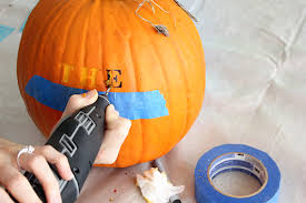 Pumpkin Carving With Dremel by Pumpkin Carving Tools Ideas For A Creative Halloween Decor