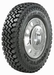 Goodyear | Goodyear's G741 MSD Truck Tire Boasts A Wide Footprint ...