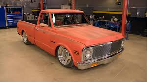 Truck Tech 1971 Chevy C10 Suspension, Wheels, And Tires Combos SUM ...