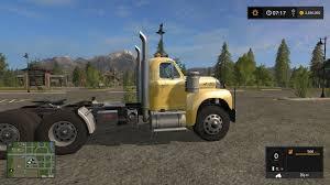 100 Old Mack Truck B61 V8 Truck V10 Modhubus