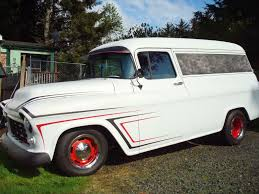 55 Chevy Panel Truck - Used Chevrolet Other Pickups For Sale In ... Projects 57 Chevy Panel Truck Build The Patch Page 4 Ultra Rare 1957 Gmc 100 Napco With 6700 Original 55 Panel Truck By Vondude On Deviantart Check Out This 1955 Chevrolet Van 600 Hp Of Duramax Power 4719551 Suburban Bolton S10 Frame Swap Youtube Chevy Other Pickups Photo 6 Used For Sale In The Classic Handbook Hp 1534 How To Rod Rebuild Jim Carter Parts