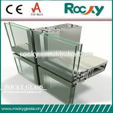 unitized curtain wall system of exterior glass wall prices buy