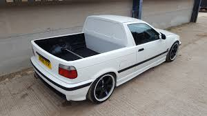 2.8 E36 BMW Compact Pick Up Truck 240 Bhp, Heavely Modified ,kit Car ...