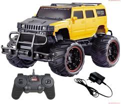 100 Mad Truck ElektraRemote Control Racing Cross Country Big Hummer Style