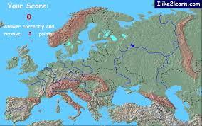 mountain ranges of europe european mountain ranges mountain ranges of europe ilike2learn