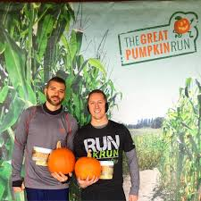 Kent Pumpkin Run by Ohventures November 2015