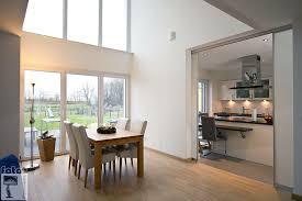 luftraum minimalistisch wohnen wohnzimmerentwürfe haus