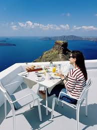 100 Santorini Grace Hotel Greece 5 Really Awesome Hotel Breakfasts In The Trotter