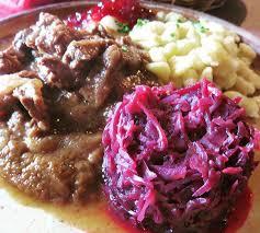 cuisine allemagne spécialités allemandes qu est ce qu on mange à francfort une