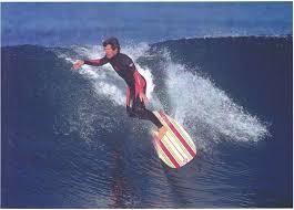 Santa Cruz Pumpkin Seed Surfboard by Local Legend Michel Junod Santa Cruz Waves