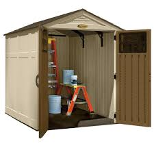 Suncast Garden Shed Taupe by Adlington Model Three Apex Plastic Garden Shed U2013 Next Day Delivery