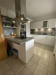einbauküche mit insel weiß hochglanz küche inkl e geräte