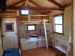 10x20 Shed Plans With Loft trophy amish cabins llc 10 u0027 x 20 u0027 hunter 200 s f standard 4