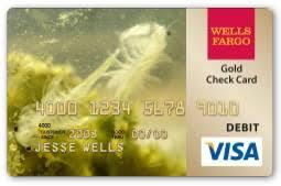 Wells Fargo Debit Card Designs