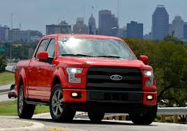 100 New Ford Pickup Truck S Aluminum F150 Truck Is No Lightweight Fortune