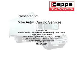 PPT - Presented By: Steve Chaney, Vice President, Medium Duty Truck ... Truck Rental Moving Van Giant City State Park And The Civilian Cservation Corps A 2018 Grapevine Chamber Directory By Of Commerce The Foreign Service Journal April 1999 Uhaul 6x12 Cargo Trailer Cap Stop Inc Online Car Overland 107th Metcalf Enterprise Rentacar Where Heck Is My Google Fiber Capps Heavy Duty Trucks Rent Charlotte Running Club Latest News 1426 W Broadway Rd Mesa Az 85202 Auto Repair Property For Sale