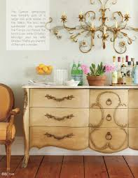 This Beautiful Dresser Is Being Used