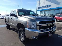 2007 Chevy Silverado 2500 Awesome New & Pre Owned Chevy Models For ...