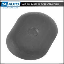 100 Dodge Truck Body Parts OEM 4440486 Bed Drain Plug Oval Black Plastic For Ram