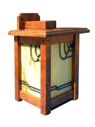 sconce frank lloyd wright wall lights craftsman style sconces