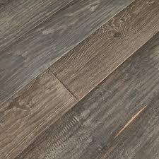 French Oak Vintage Engineered Wood Floor Sample Ebony
