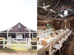 Jessica And Joels Rustic Country Wedding