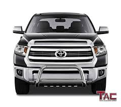 Amazon.com: TAC Bull Bar For 2007-2018 Toyota Tundra Pickup Truck ... Are Truck Bed Lighting For Those Who Work From Dawn To Dusk 2018 Frontier Accsories Nissan Usa Top 25 Bolton Airaid Air Filters Truckin Ultimate Car Alburque Nm Dodge Truck Accsories 2016 2015 Chrome Mr Kustom Auto And Customizing Advantage 20217 Rzatop Trifold Tonneau Cover And At Tintmastemotsportscom Best Campers Bed Liners Covers In San Antonio Tx Jesse 8 Of The Ford F150 Upgrades Western Star Shop Discount Parts Parts