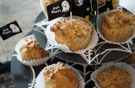 bananen apfel muffins ohne zucker