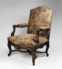 Carved 19th C. Louis XV Armchair With Aubusson Tapestry   Pia's ... Mid 17th Century Inlaid Oak Armchair C 1640 To 1650 England Comfy Edwardian Upholstered Antique Antiques World Product Scottish Bobbin Chair French Leather Puckhaber Decorative Soldantique Brown Leather Chesterfield Armchair George Iii Chippendale Period Fine Regency Simulated Rosewood And Brass 1930s Heals Of Ldon Atlas Armchairs English Mahogany Library Caned 233 Best Images On Pinterest Antiques Arm Fniture An Arts Crafts Recling