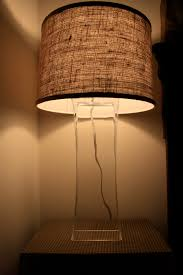 Burlap Lamp Shades Target by Upcycled Diy Chandelier Lamp Remodelaholic Bloglovin U0027