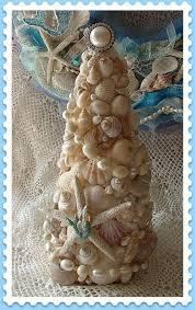 Seashell Christmas Tree Garland by 252 Best Christmas Beach Theme Images On Pinterest Natal Beach