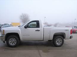 100 Single Cab Chevy Trucks For Sale 2012 White Reg Chevrolet Silverado Short Box 4x4 For S