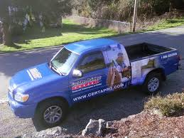 Truck Wraps - Seattle Custom Vinyl Truck Graphics & Wraps | AutoTize