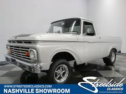 100 Ford Unibody Truck For Sale 1962 F100 Streetside Classics The Nations Trusted Classic