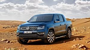 Facelifted Volkswagen Amarok Gets New 3.0-Liter V6