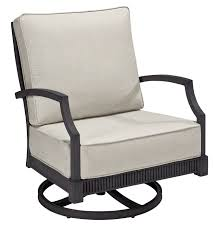 Euston Rocking Chair With Cushions