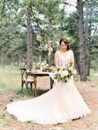Although The Woodland Theme Works Well For Pretty Much Any Wedding Season I Think In Fall It Has Special Charm And Beauty Todays Shoot From Pink