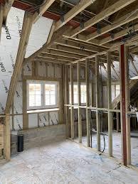 100 Double Garage Conversion TP Plastering Contractors Ltd