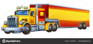 Cartoon Happy Cargo Truck With Trailer — Stock Photo ... Emek 89548 Scania Distribution Truck With Trailer Posti Robbis 89226 Red Hobby Shop Remote Control Rc Tractor Trailer Semi Truck 18 Wheeler Style 3d Cgtrader Silo 187 Scale Minizoo Heavy With Stock Image I5371779 At Featurepics 120 Pick Up And Fishing Boat Set Walmartcom Tank Photo 671219 Alamy Curtainside Dcara1 Stobart Club Hyundai Xcient Simple Lego Technic Moc 4k