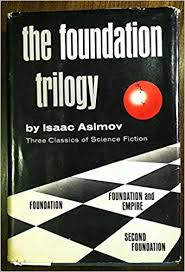 Mays Book Was The Foundation Trilogy By Isaac Asimov