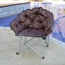 Kohls Patio Chair Cushions by Brown Club Chair Mac Sports C932s 100 Folding Chairs Camping
