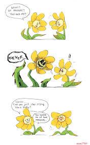 UndertaleFloweyFlowey The FlowerUndertale UnderfellUndertale AUcrossover