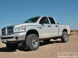 2009 Dodge Ram 2500 - Project Big Horn: Part 2 - Diesel Power Magazine