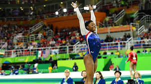 Simone Biles Floor Routine Score by Simone Biles Reaches New Level Of Greatness At Olympics Si Com