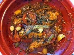 la cuisine marocaine com poissons au four à la marocaine la cuisine marocaine