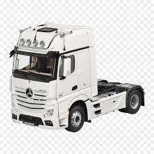 100 Mercedes Semi Truck Benz Actros Car Trailer Truck Mercedes Png Download