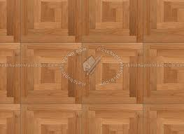 Cherry Wood Flooring Square Texture Seamless 05388