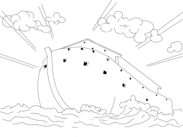 Click To See Printable Version Of Noahs Ark Coloring Page