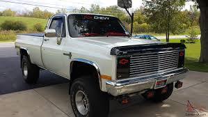 100 Chevy Pickup Trucks For Sale 1985 Truck 4X4